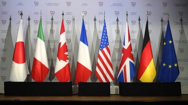 Срещата на лидерите на Г-7 – нагласи за обсъждане на глобалните проблеми