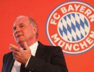 Ули Хьонес потвърди, че се оттегля от президентския пост в Байерн