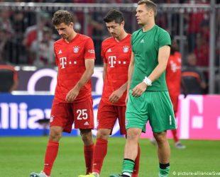 Байерн (Мюнхен) започна защитата на титлата си в Бундеслигата с 2:2 срещу Херта