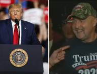 Тръмп обиди фен за теглото му, объркал го с протестиращ