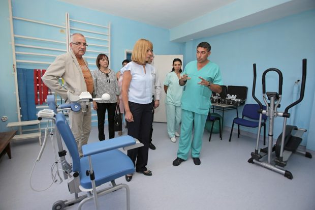 Столична община е инвестирала 55 млн. лева в болници и поликлиники за последните 4 години