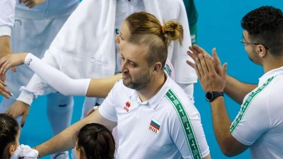 Иван Петков: Дано покажем потенциала си на Европейското първенство