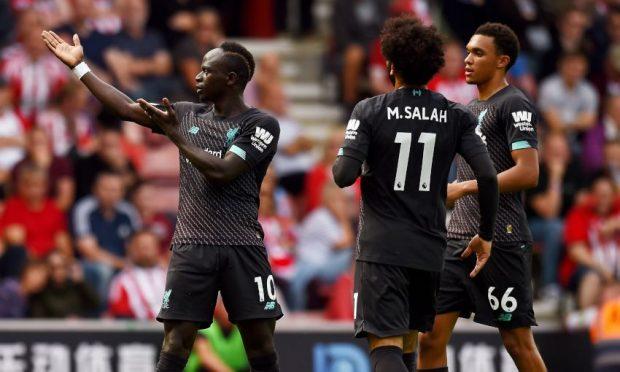 Ливърпул измъкна трудна победа над домакина Саутхемптън с 2:1