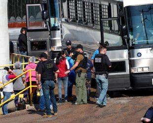 Мексиканските власти спряха най-новия керван с мигранти от Централна Америка