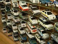 Поляк събра колекция от над 500 умалени модела на полицейски автомобили