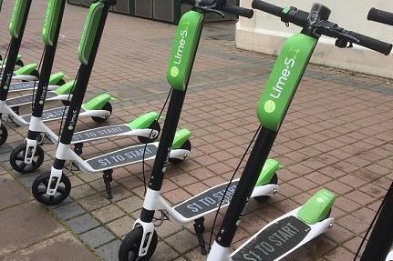 Предложение: Електрическите тротинетки да се движат законово като велосипеди