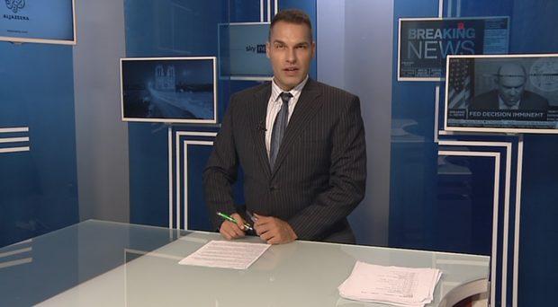 Късна емисия новини – 21.00ч. 18.09.2019