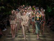"""""""Долче и Габана"""" заведоха ценителите на модата на пътешествие в джунглата"""