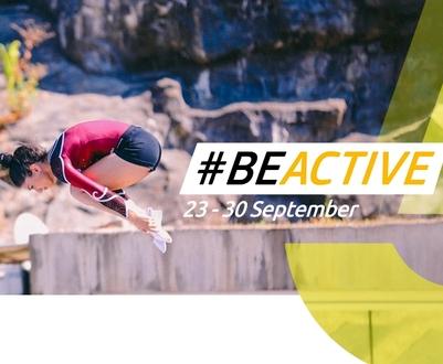 Европейска седмица на спорта стартира в София