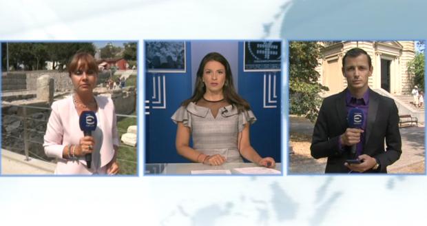 Централна обедна емисия новини – 13.00ч. 06.09.2019