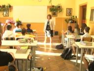 Първият учебен ден в София