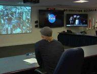 Брад Пит се впечатли от изобилието от оборудване на Международната космическа станция