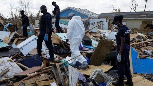 Хиляди липсващи на Бахамите след Дориан