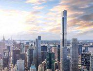 Най-високата жилищна сграда в света се издига в Ню Йорк