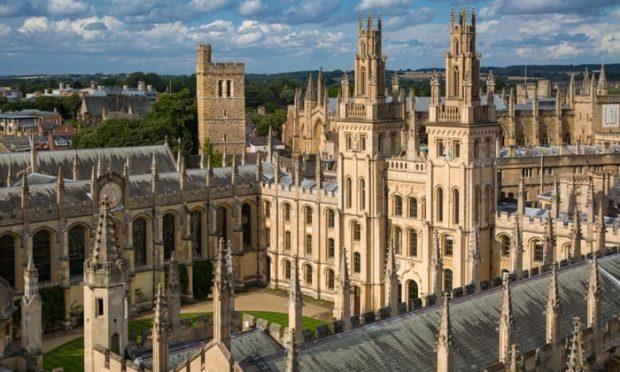 Определиха най-добрите университети в света, първи е Оксфорд