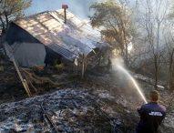 4 къщи изгоряха в село над Благоевград, само за ден огнеборците реагираха на 137 сигнала