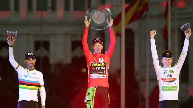 Примож Роглич спечели колоездачната обиколка на Испания