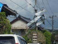 60 000 домакинства в Япония все още са без ток две седмици след тайфуна Факсай