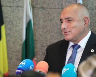 """Борисов: Шест държави искаме преразглеждане на пакета """"Мобилност"""""""