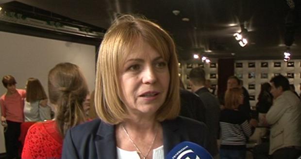 Десетки хора на изкуството, културата и науката подкрепиха Йорданка Фандъкова за кмет на София