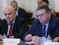 Сотир Цацаров и Иван Гешев са на посещение в САЩ