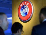 УЕФА настоява футболните шампионати да бъдат завършени