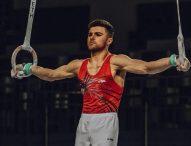Дейвид Хъдълстоун спечели олимпийска квота в спортната гимнастика