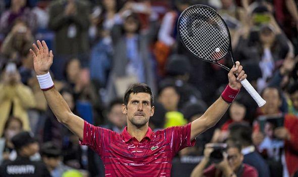 Джокович записа лесна победа над Шаповалов в Шанхай