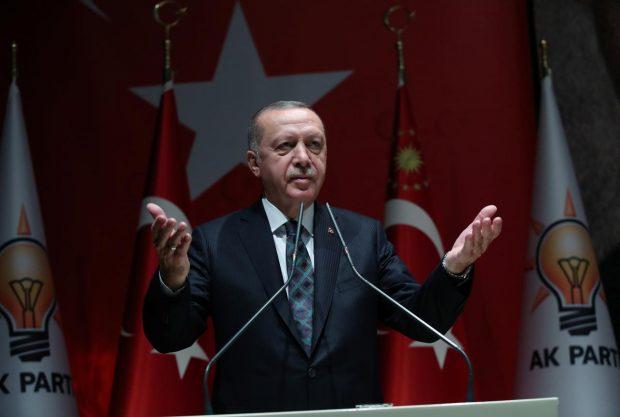 Ердоган отново заплаши да пусне милиони сирийски бежанци в Европа