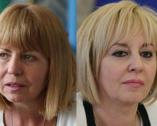 """Според проучване на """"Медиана"""": Фандъкова води пред Манолова с 3,5%"""