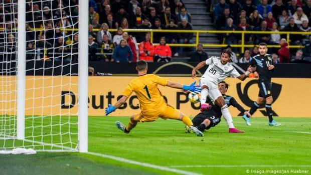 Германия и Аржентина направиха 2:2 в Дортмунд