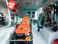 Автомобилна компания дари линейка на Столична община за битката с КОВИД-19