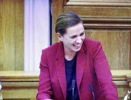 Парламентът на Дания се разтресе от смях след доклада на премиера Мете Фредериксен
