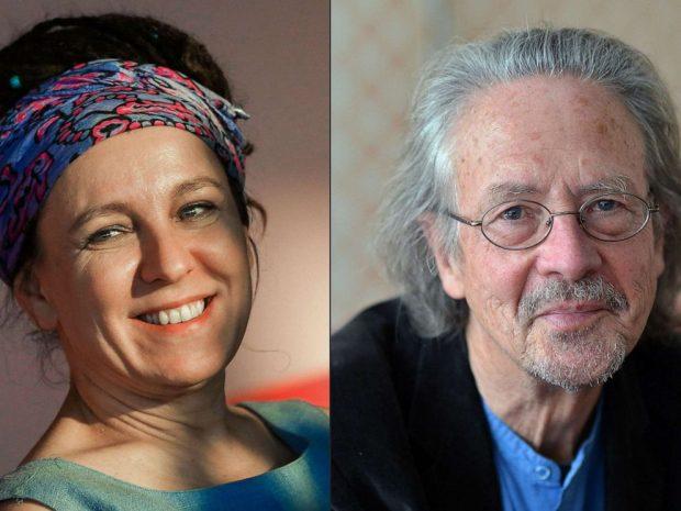 Полякиня и австриец получават Нобелови награди за литература за 2018 и 2019 г.