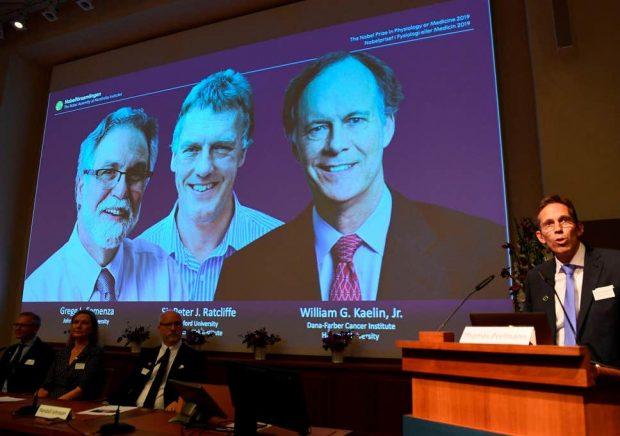 Нобелът за медицина отиде при 3-ма учени, изследвали как клетките реагират на кислорода