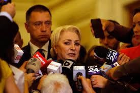 Правителството на Румъния падна, след като загуби вот на недоверие в парламента