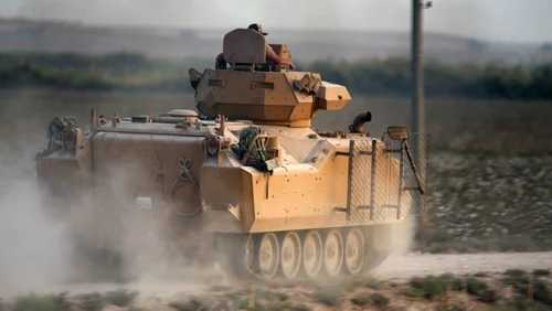 Турция започна сухопътна офанзива в Сирия