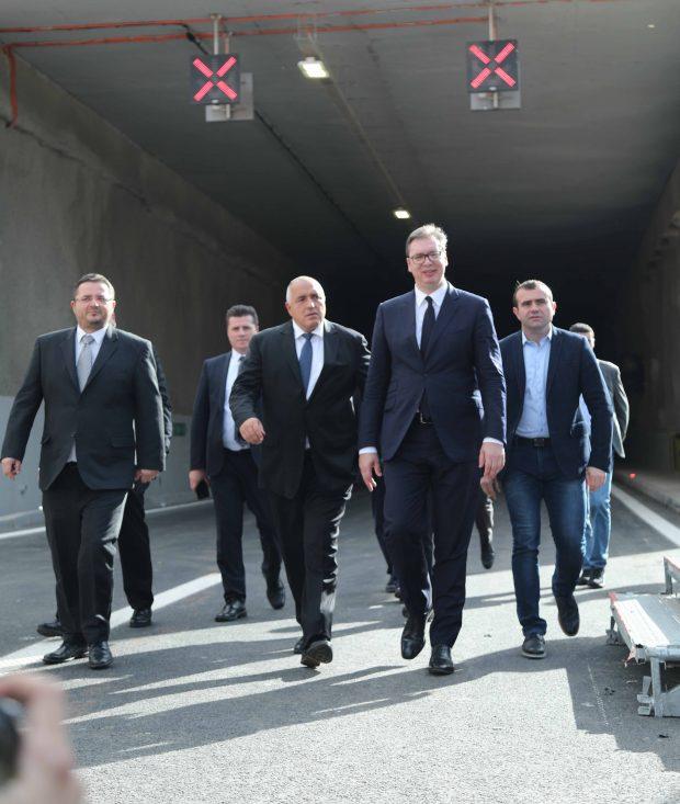 Премиерът Борисов в Ниш: Берлинската стена между България и бивша Югославия днес пада