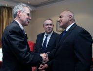 Бойко Борисов се срещна с посланика на САЩ в Гърция Джефри Пиат