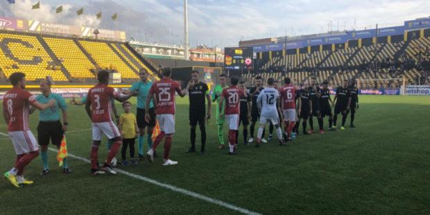 Арис Солун победи ЦСКА-София с 2:0 в контрола