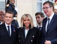 Макрон посрещна световни лидери на Парижкия форум за мир