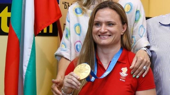 Мария Оряшкова спечели петата си световна титла
