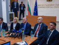 Протест и контрапротест за кандидатурата на Иван Гешев за главен прокурор