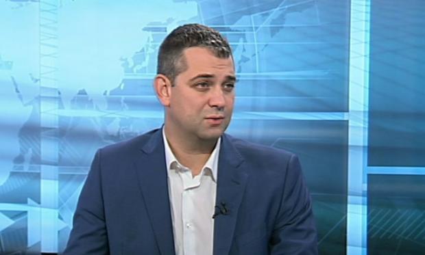 Лидерът на ДБГ Димитър Делчев-   какво е бъдещето на дясното?