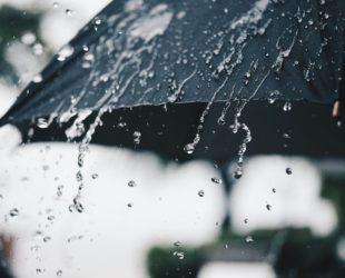 Дъждът продължава и днес