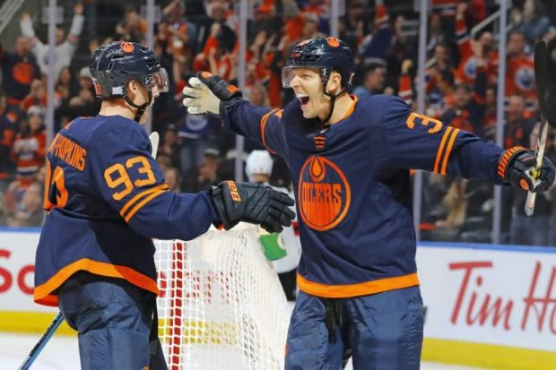 Едмънтън оглави класирането в Тихоокеанската дивизия в НХЛ