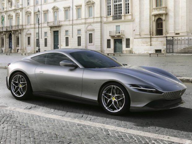 """Новият модел """"Рома"""" зарадва феновете на """"Ферари"""""""