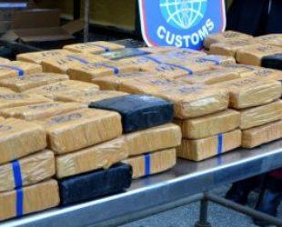 Пресякоха трафик на над 93 кг хероин за 3,6 млн.лв.