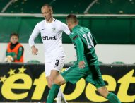 Гол в 91-та минута на Бакалов донесе победата на Лудогорец над Витоша