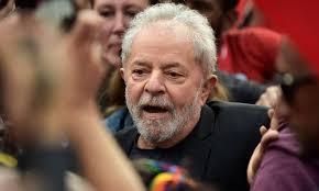 Освободиха бившият бразилски президент Луис Инасио Лула да Силва